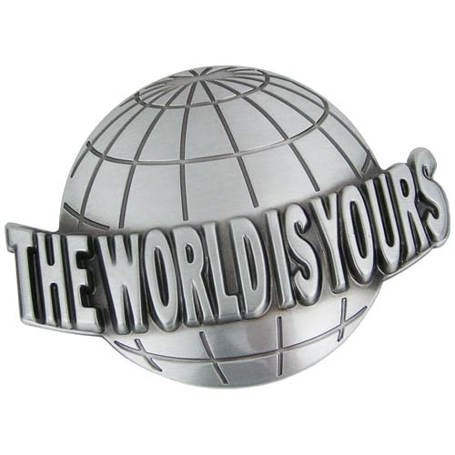 Tv film for The world is yours tattoo