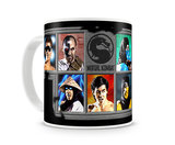 Mortal Kombat - Koffie Mok