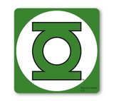 Green Latern - DC Comics - Onderzetter