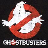 Ghostbusters Vintage Glow Heren Zwart T-shirt