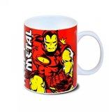 Iron Man - rood - DC Comics Marvel Koffie Mok