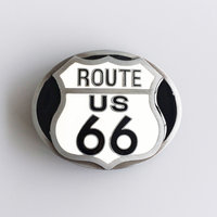 Route66 Riem Buckle/Gesp