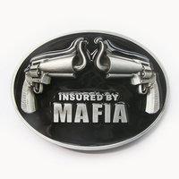 Gun Culture mafia Riem Buckle/Gesp