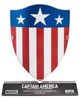 MARVEL 1940'S CAPTAIN AMERICA SHIELD 1:6 SCALED REPLICA