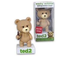TED - TALKING WOBBLER
