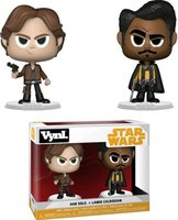 Funko Star Wars Han & Lando 2 pack