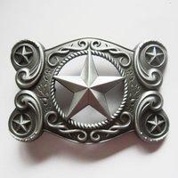 Celtic Keltic Metal Star Riem Gesp/Buckle