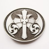 Celtic Keltic Cross Riem Buckle/Gesp