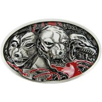 Hell Dogs Riem Buckle/Gesp