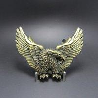 Adelaar Gespreide Vleugels Brons Riem Buckle/Gesp