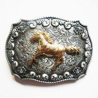 Paard Western Design Riem Buckle/Gesp