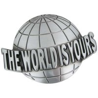Scarface The World is Yours Riem Buckle/Gesp