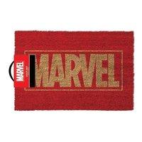 Marvel - Logo - Marvel - DC Comics - Deurmat