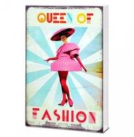 Queen of Fashion Notitieblok