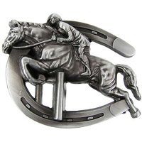 Paard Ruiter Hoefijzer Metal Riem Buckle/Gesp