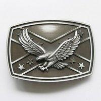 Adelaar Confederate Vlag Metal Riem Buckle/Gesp