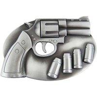 Pistool Gun Munitie Riem Buckle/Gesp