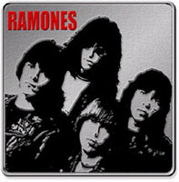 The Ramones - Band - Riem Buckle/Gesp