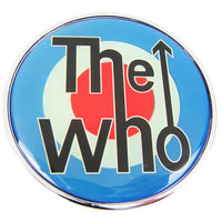 The Who - Rock Band - Riem Buckle/Gesp