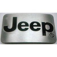 Jeep Embleem Vierkant Riem Buckle/Gesp