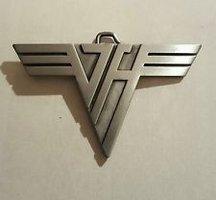 Van Halen - Hard Rock - Logo - Riem Buckle/Gesp