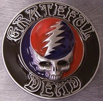 Grateful Dead - Rock Folk - Country Band - Buckle/Gesp