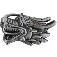 Chinese Drakenkop Metal Riem Buckle/Gesp