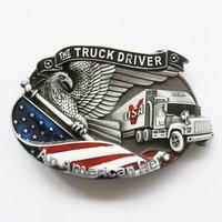 Vrachtwagen American Hero Trucker Riem Buckle/Gesp