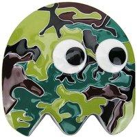 Pac-Man Camouflage Riem Buckle/Gesp