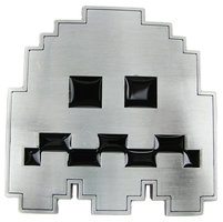 Pac Man Metal Ghost Riem Buckle/Gesp