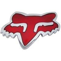 FOX Racing Motorcycles Embleem Rood Riem Buckle/Gesp