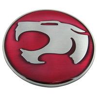 Thundercats - Logo - Rood Riem Gesp/Buckle