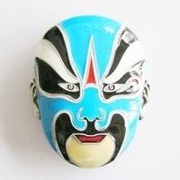 China Peking Opera Face Riem Buckle/Gesp