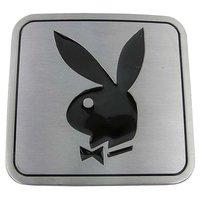 Playboy Vierkant Riem Buckle/Gesp