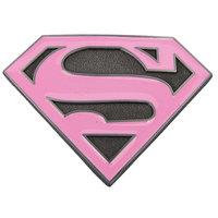 Supergirl Logo Schild DC Comics Riem Buckle/Gesp