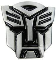 Transformers Autobots 3D Zwart Riem Buckle/Gesp