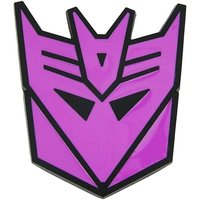 Transformers - Decepticons - Paars - Riem Buckle/Gesp