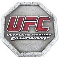 UFC Ultimate Fighting Logo Riem Buckle/Gesp