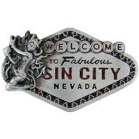Welcome to Fabulous Sin City Nevada Riem Buckle/Gesp