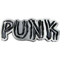 Punk - Graffiti Text - Riem Buckle/Gesp