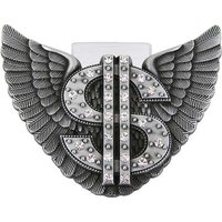 Aansteker Dollar met Vleugels Riem Buckle/Gesp