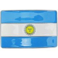 Argentinie Vlag Riem Buckle/Gesp