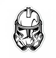 Star Wars Stormtrooper Magneet