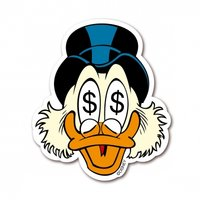Disney Uncle Scrooge Magneet