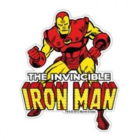Iron Man Marvel Magneet
