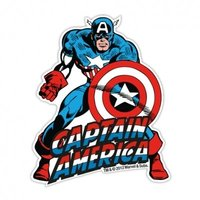 Captain America Marvel Magneet