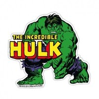 The Hulk Marvel Magneet