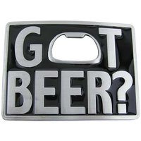 Flesopener Got Beer Riem Buckle/Gesp