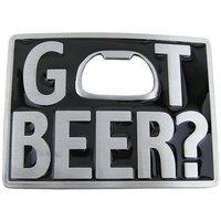 Flesopener Got Beer Riem Buckle/Gesp