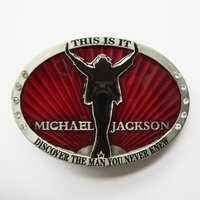 Michael Jackson - This is It - Riem Buckle/Gesp
